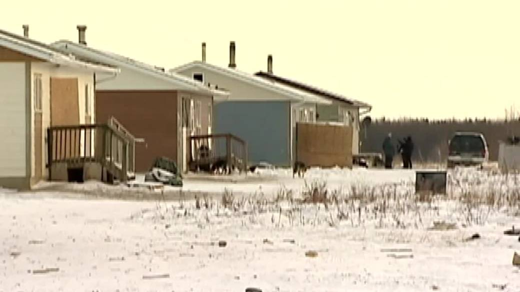 Click to play video: 'COVID-19 troubles in Shamattawa First Nation'