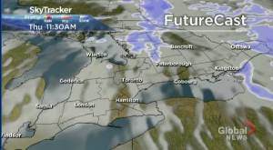 Peterborough Regional Weather Update: January 21, 2021 (03:06)