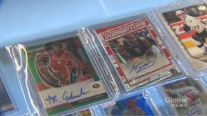 Exploring the sports card collecting boom (03:53)