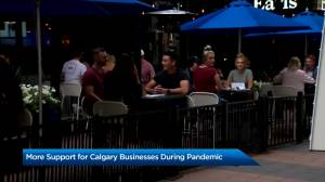 Calgary city council to discuss extending fee relief for local businesses
