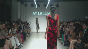Indigenous designers make NYC debut after devastating fire rips through warehouse (02:06)