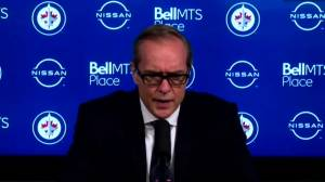 RAW: Winnipeg Jets Paul Maurice Interview – Feb. 4 (08:06)