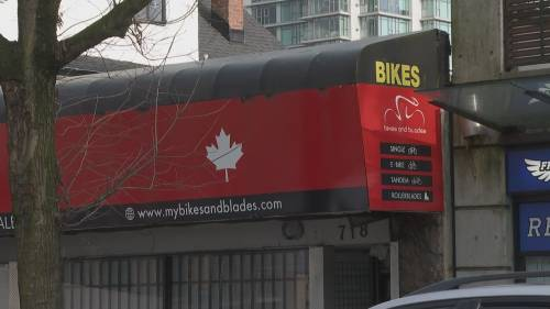 Vancouver bike shop damaged by 2018 fire facing bankruptcy | Watch News Videos Online