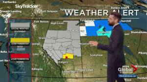 Edmonton afternoon weather forecast: Tuesday, May 18, 2021 (03:38)