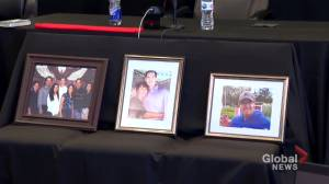 Jurors end Thursday's deliberation in Rodney Levi inquest (01:27)