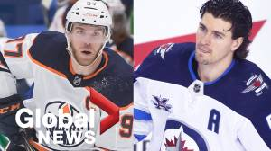 NHL Playoff Preview: Oilers, Jets clash in all-Canadian first round series (02:31)