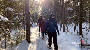 N.B. 'Women of the Wilderness' group grows amid the pandemic (02:02)