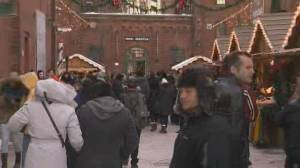 Coronavirus: Annual Toronto Christmas Market cancelled