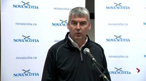 'This is the day to stay home if you don't have to be out': Nova Scotia premier on Hurricane Dorian aftermath