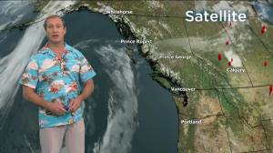 B.C. afternoon weather forecast: July 30