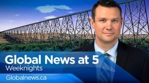 Global News at 5 Lethbridge: June 9 (12:10)