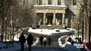 Play video: Coronavirus: Quebec universities and Cegeps slow to resume in-person learning