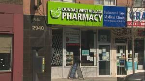 Some Ontario pharmacies gear up to administer coronavirus vaccines (02:09)