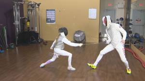 Fencing 101 w/ Cavalier Fencing Club