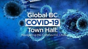 Global BC hosts COVID-19 town hall with Dr. Bonnie Henry and Adrian Dix (46:00)