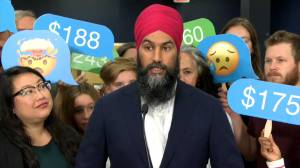 Federal Election 2019: Singh unveils NDP plan to lower cellphone, internet bills