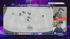 Zach Hyman takes on JVR in NHL 20 Gaming Challenge