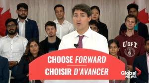 Federal Election 2019: Trudeau announces plans to cut taxes for middle-class families again