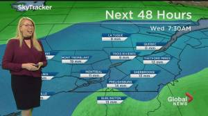 Global News Morning weather forecast: March 9, 2020