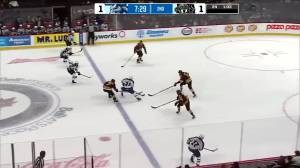 HIGHLIGHTS: AHL Wolves  vs Moose – Dec. 6 (01:44)