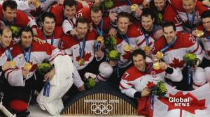Vancouver 2010 Winter Games gold medal hockey memories