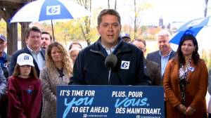 Canada Election 2019: Scheer says Liberal/NDP coalition something Canadians 'can't afford'