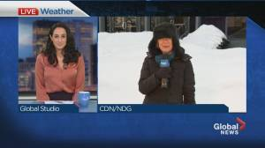 Global News Morning weather forecast: February 11, 2021 (01:40)