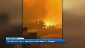 Global News producer gives first-hand account of devastating wildfires in Australia