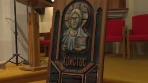 A celebration for Kingston's Ukrainian Catholic's first mass