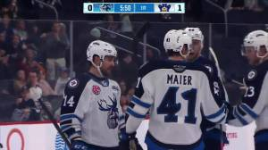 HIGHLIGHTS: AHL Marlies vs Moose – Oct. 11