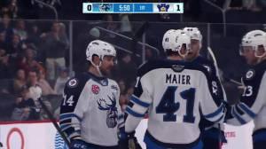 HIGHLIGHTS: AHL Marlies vs Moose – Oct. 11 (01:43)