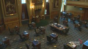 N.B. legislature to return with new cautious seating arrangement