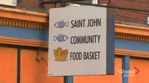 New Brunswick food banks see increase in usage for 2019