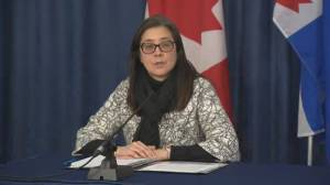 Coronavirus: Toronto's top doctor requests extending city's lockdown until March 9 (01:44)
