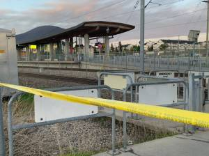 Pedestrian hit and killed by CTrain at Somerset–Bridlewood Station