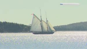 Bluenose II Prepares to Set Sail to Celebrate Centennial Anniversary (06:11)