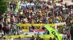 Colombia strike begins as week of protests rolls on