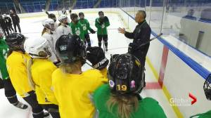 Huskies women's hockey team ready for season full of youth and excitement