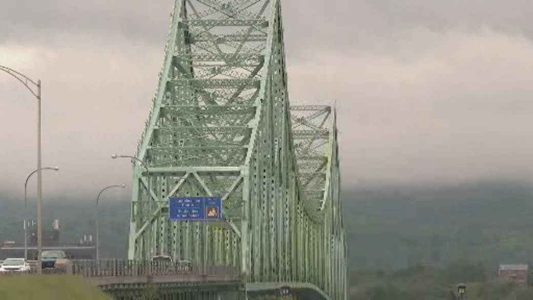 Click to play video: 'Northern N.B. region reconnects with Quebec neighbours'