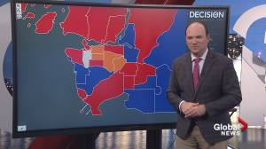 Canada election: What is at stake in B.C.'s 42 ridings in the federal election (02:30)