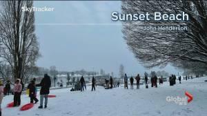 B.C. evening weather forecast: February 13 (02:35)