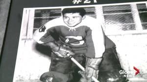 Indigenous NHL pioneer Fred Sasakamoose dies from COVID-19 (02:21)