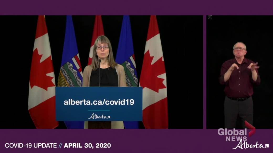 190 New Confirmed Covid 19 Cases In Alberta 3 New Deaths Globalnews Ca