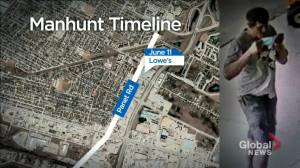 Timeline: The disappearance of Clifford Joseph, and search for Eric Wildman (01:01)