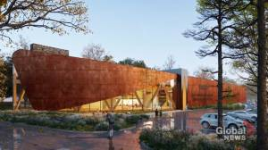 Peterborough city council gives new Canadian Canoe Museum preliminary approval (01:30)