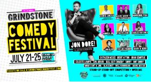 2nd annual Grindstone Comedy Festival kicks off (04:03)