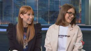 Young Montrealers create one of a kind blazers