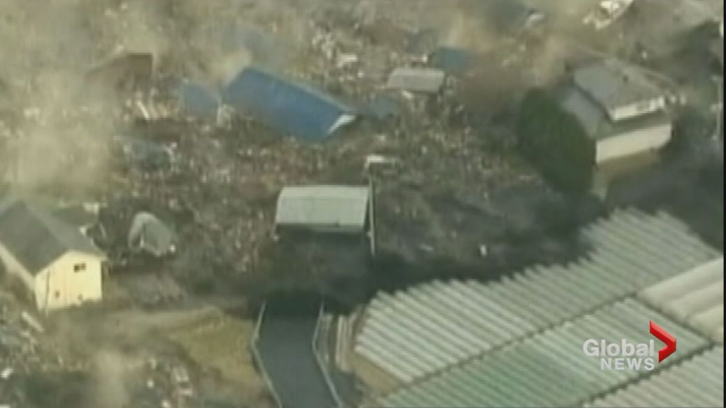 Click to play video: 'Whatever happened to… the Great East Japan earthquake and Fukushima Daiichi nuclear crisis'