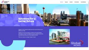 'Calgary's Future' registers as first 3rd-party group ahead of city election (01:50)