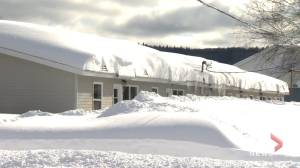 The impact of northern N.B. storm